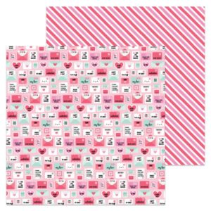 Liebe Papier - so Punny - Heart Deco