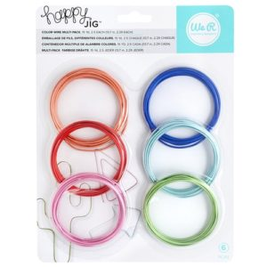 Liebe Papier - Happy Jig - Color Wire Multi Pack