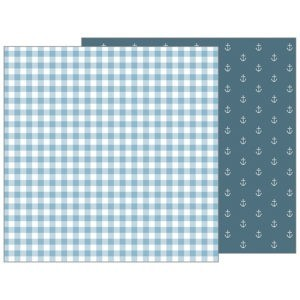 Liebe Papier - Night Night Boy – Blue Blankle