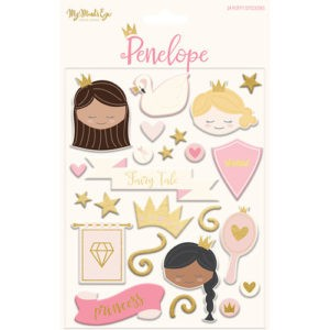 Liebe Papier - Penelope - Journaling Cards