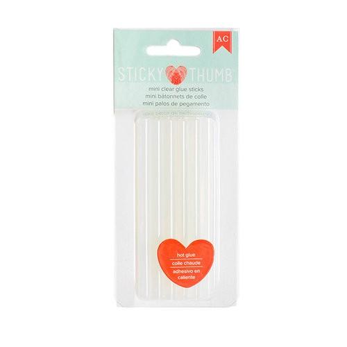 Clear Glue Sticks - American Crafts