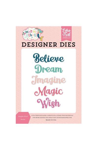 Imagine That! - Designer Dies - Imagine World Die Set