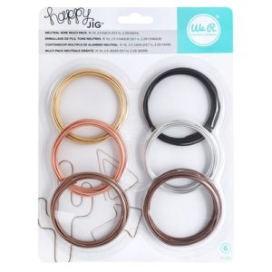 Liebe Papier - Happy Jig - Neutral Wire Multi Pack