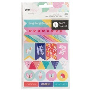 Liebe Papier - Stay Colorful - Washi Tape Book