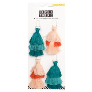 Liebe Papier - Here + There - Tassels