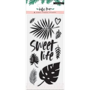 Liebe Papier - Wild Heart - Stamps