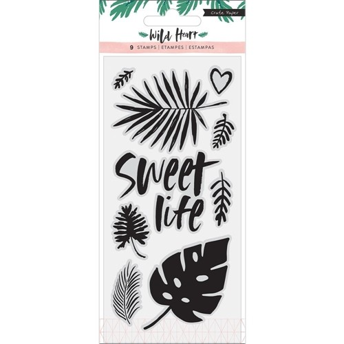 Wild Heart - Stamps