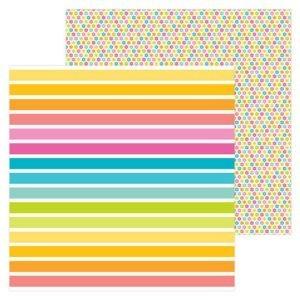 Liebe Papier - Sweet Summer - Doodle-pops Cardstock Sticker