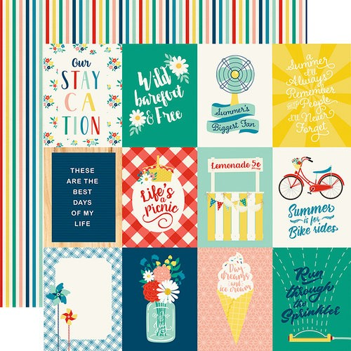 Good Day Sunshine - 3x4 Journaling Cards