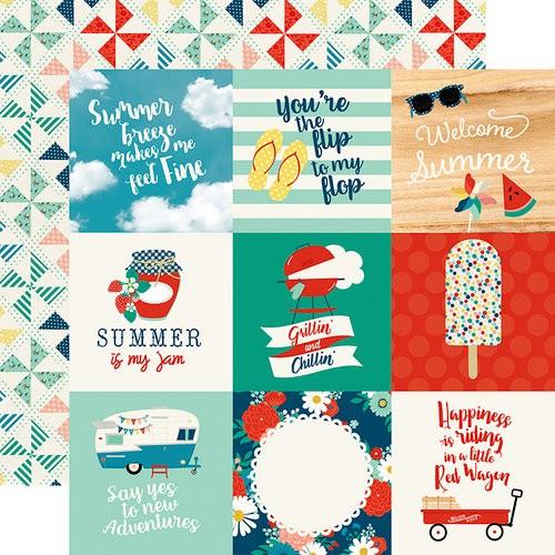 Good Day Sunshine - 4x4 Journaling Cards