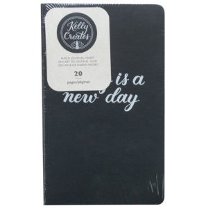 Liebe Papier - Kelly Creates - Black Journal Insert