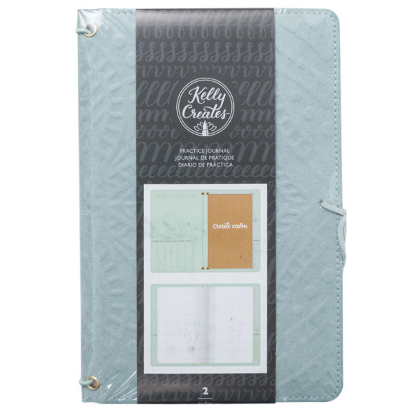 Kelly Creates - Practice Journal