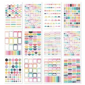 Liebe Papier - Sticker Tablet - Planner Basics