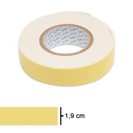 Liebe Papier - Fita Adesiva de Espuma Dupla Face 1,9cm x 1,5m