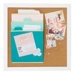 Liebe Papier - we r - Tab Punch Board