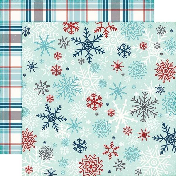 Liebe Papier - a Perfect Winter - Snowy Night