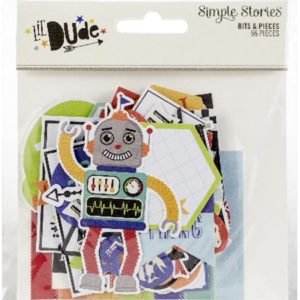Liebe Papier - Lil' Dude - Bits & Pieces