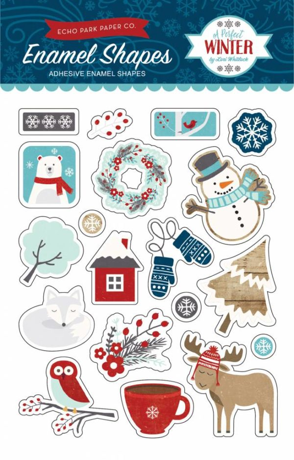 Liebe Papier - a Perfect Winter - Decorative Bows