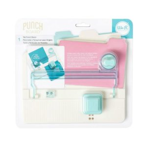 Liebe Papier - we r - Tab Punch Board