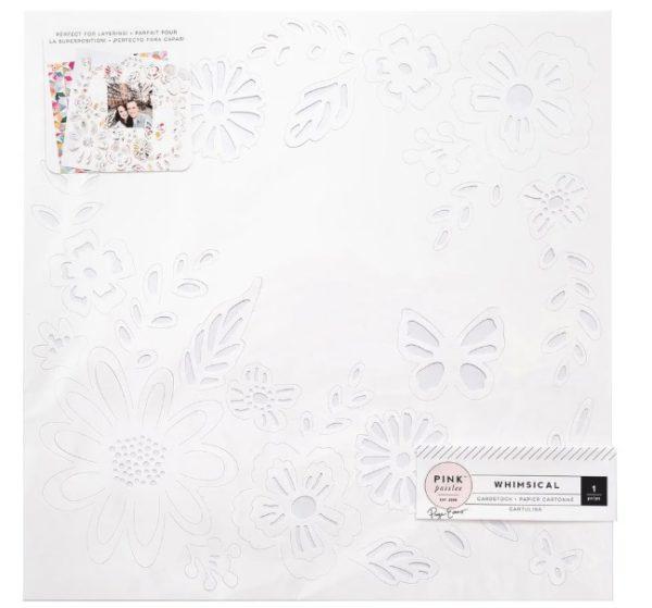 Whimsical - 12 x 12 Die Cut Paper