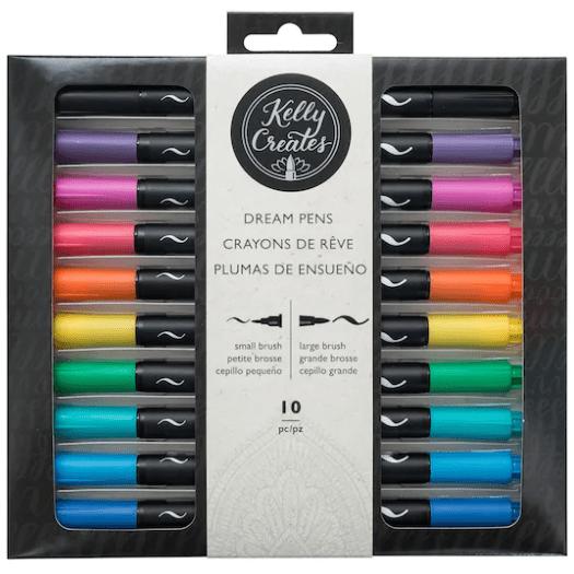 Kelly Creates - Dream Pen Rainbow