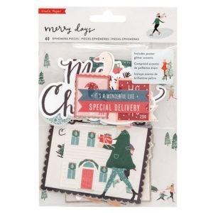 Liebe Papier - Merry Days - Ephemera