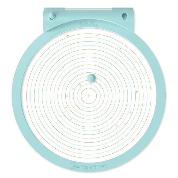 Circle Spin & Trim - Trimmer