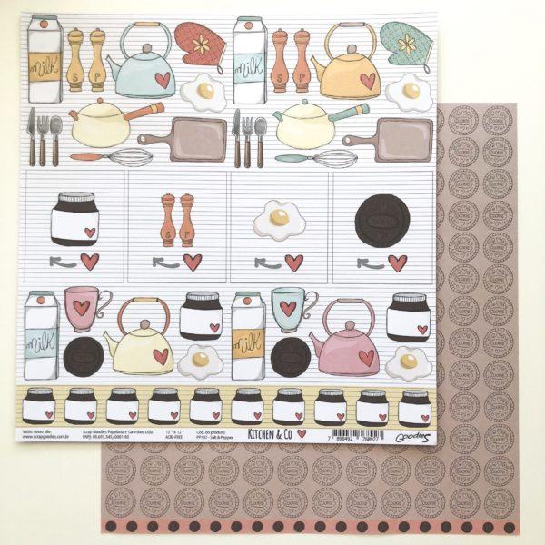 Kitchen & co - Salt & Pepper