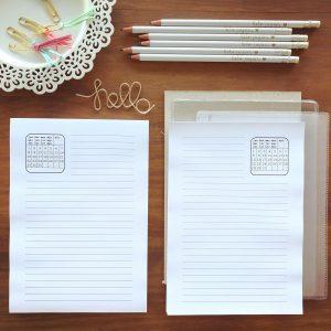 Liebe Papier - Kit Miolo de Agenda Permanente - Liebe Papier