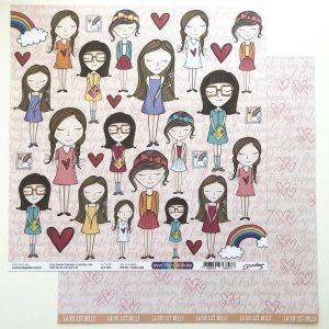 Liebe Papier - Over The Rainbow - Coolest Girls