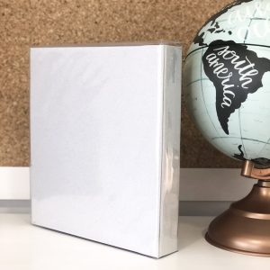 Liebe Papier - Album Branco 15 x 21 Para 200 Fotos 10 x 15