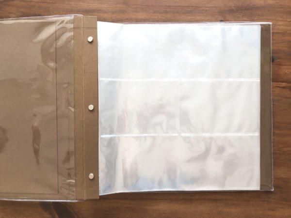 Paperchase - Album Pinos - 30 x 30 cm