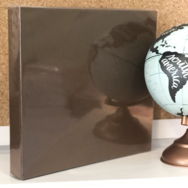 Liebe Papier - Paperchase - Álbum Pinos - 30 x 30 cm