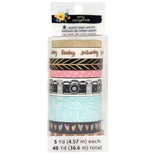 Liebe Papier - Shine on - Washi Tape Spools