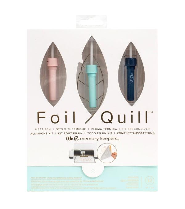 Foil Quill - Silver Foil Roll 12 x 96 Inch