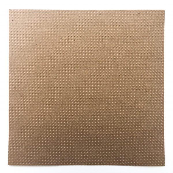 Liebe Papier - Tec - Cardstock Texturizado Poa Kraft