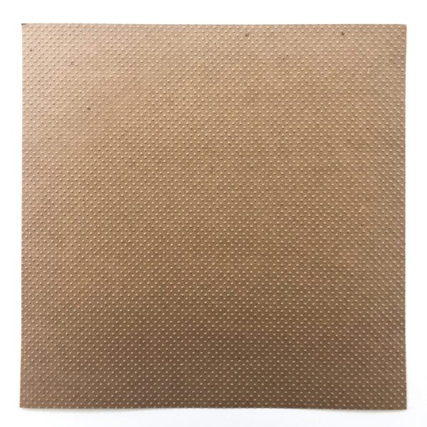 Tec - Cardstock Texturizado Poa Kraft