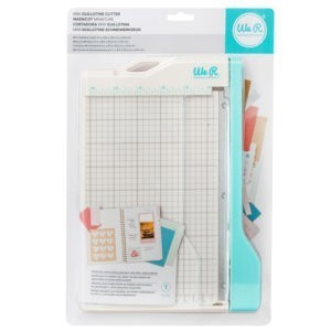 Liebe Papier - we r - Mini Guillotine Paper Cutter