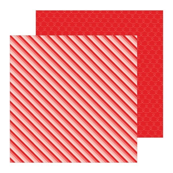 Loves me - Ombre Stripes
