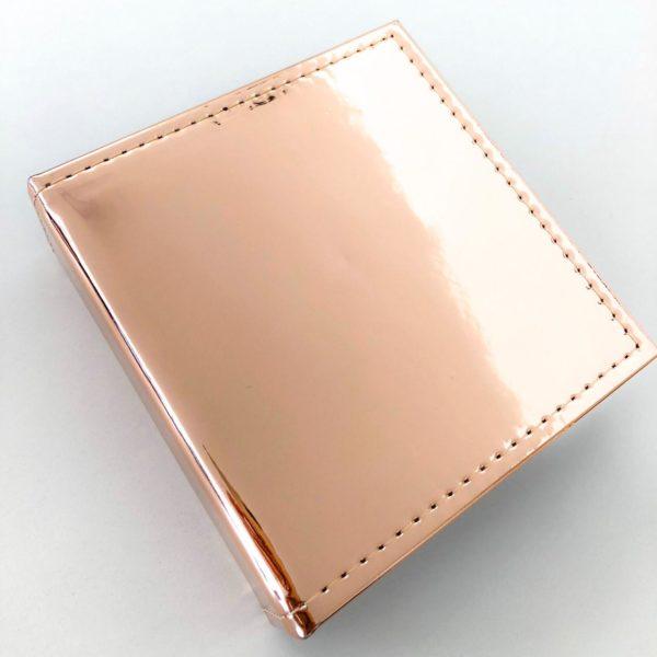 Mini Álbum 13x14cm - Rose Gold