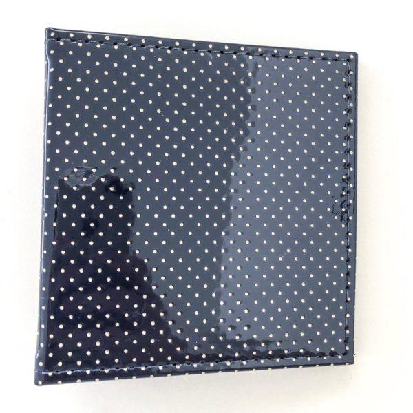 Mini Álbum 13x14cm - Mary Jane Azul Marinho