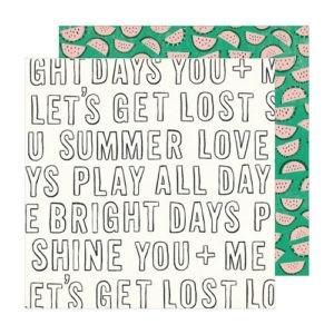 Liebe Papier - Sunny Days - Explorer