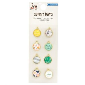 Liebe Papier - Sunny Days - Charms