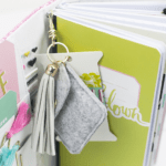 Liebe Papier - Washi Tape Keychain - Journal Studio - we r Memory Keepers