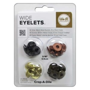 Liebe Papier - Wide Eyelets - Retro