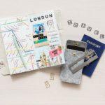 Liebe Papier - we r Memory Keepers - Journal Studio - Alphabet Stencils