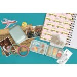 Liebe Papier - we r Memory Keepers - Embellishment Organizer
