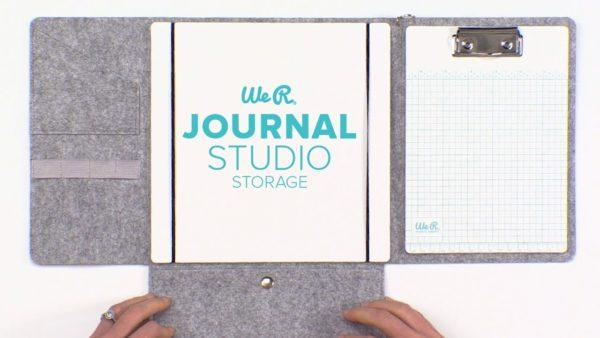Journal Studio - Travel Workspace