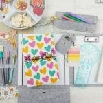 Liebe Papier - Zipper Pocket - Journal Studio - we r Memory Keepers