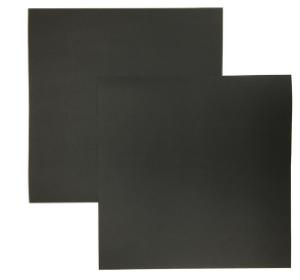 Liebe Papier - American Crafts - Cardstock Preto